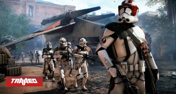 Battlefront II alcanzó cifras de jugadores que no tenía desde su lanzamiento