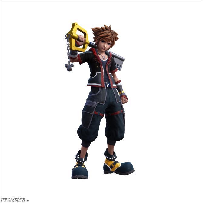 <em>Kingdom Hearts III</em> <strong>Re:Mind</strong>