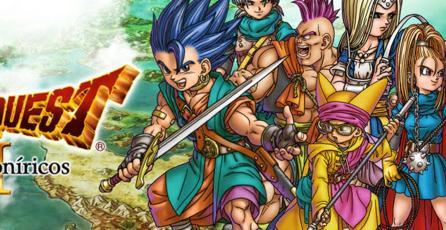 ¡Por fin! <em>Dragon Quest IV</em> y<em> Dragon Quest VI</em> reciben soporte para iPhone X
