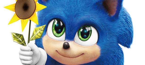 ¡Sonic bebé existe y debutará en la película live-action!