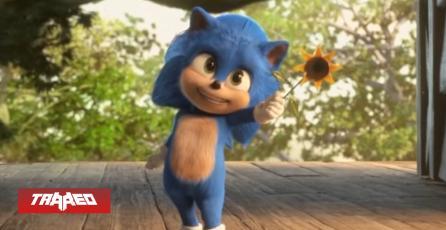 Contra Baby Yoda: Sonic La película presenta a Baby Sonic en su nuevo trailer
