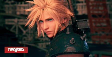 Demo de Final Fantasy VII Remake debería llegar a la PlayStation Store pronto