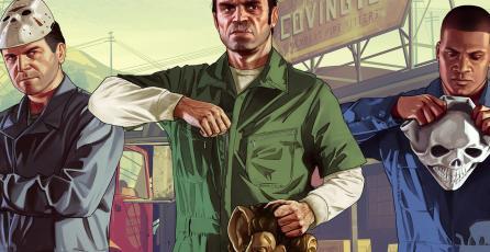 <em>Grand Theft Auto V</em> fue el juego más descargado en la época navideña en Europa