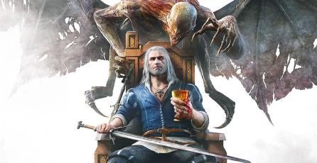 <em>The Witcher: Wild Hunt</em> sorprende con récord histórico de jugadores en Steam