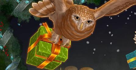 Celebra el fin de año con muchos regalos en <em>Harry Potter: Wizards Unite</em>
