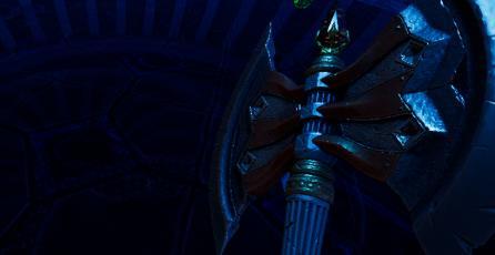 <em>AMID EVIL</em>, el shooter de fantasía oscura, recibe soporte para trazado de rayos