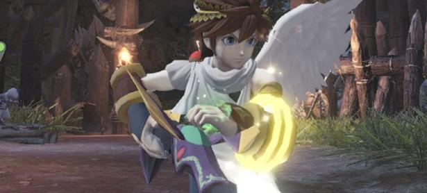 Este mod lleva a Pit, de <em>Kid Icarus</em>, al mundo de <em>Monster Hunter World</em>