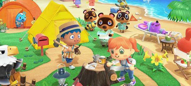 Muestran a Canela por primera vez en <em>Animal Crossing: New Horizons</em>