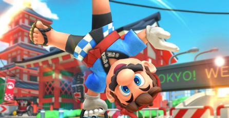La celebración del Año Nuevo ya llegó a <em>Mario Kart Tour</em>