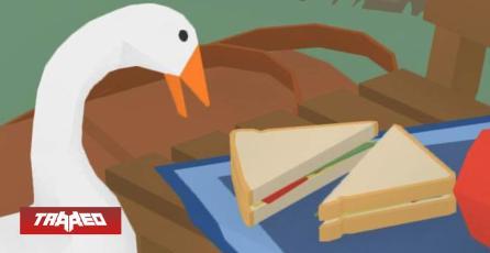 Untitled Goose Game logra vender 1 millón de copias en 3 meses