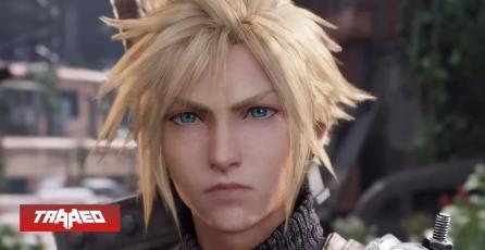Se filtra demo de Final Fantasy VII Remake a través de PlayStation Store