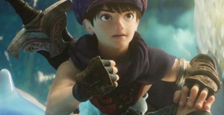 Parece que Netflix traerá la película <em>Dragon Quest: Your Story</em> a Occidente