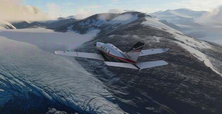 <em>Microsoft Flight Simulator</em> presume sus regiones nevadas en nuevo trailer