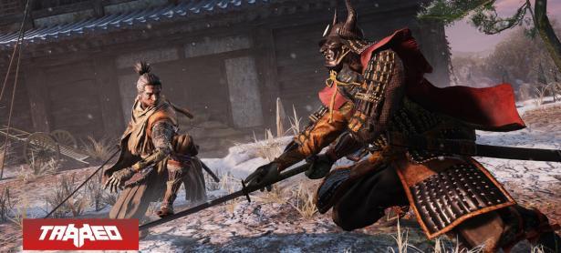 Sekiro: Shadows Die Twice es el juego del año en Steam