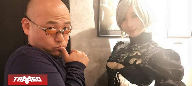 Hideki Kamiya llama el menú de la Nintendo Switch un ''pedazo de caca''