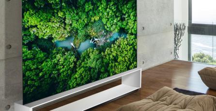 LG lanzará televisores de 8K real y las presentará en CES 2020