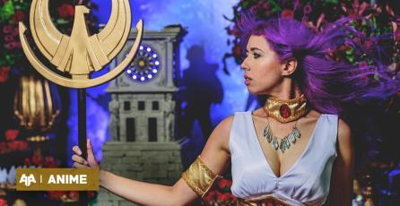Pareja realizó su boda temática de Los Caballeros del Zodiaco