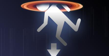 Muestran el spin-off cancelado de<em> Portal</em> que se creía perdido
