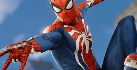 <em>Marvel's Spider-Man</em> vuelve al Top 10 de ventas en Europa