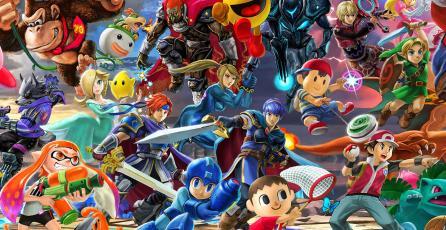 <em>Super Smash Bros. Ultimate</em> fue el juego más vendido de Amazon en 2019