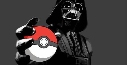 Artista recrea a personajes de <em>Star Wars</em> como criaturas de <em>Pokémon</em>