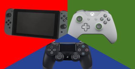 Casi la mitad de los poseedores de Switch en EUA tiene Xbox One o PS4