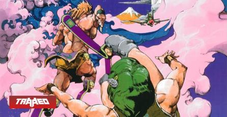 Mangaka de JoJo's creó un póster para los juegos de Tokio 2020