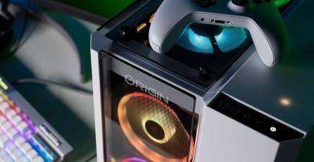 ORIGIN lanza su híbrido de PC y consola al mercado
