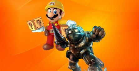 Ofertas de la semana: <em>Super Mario Maker 2</em>, <em>Bioshock: The Collection</em> y <em>Gears 5</em>