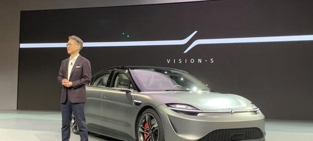 Sony presenta automóvil prototipo durante el CES 2020