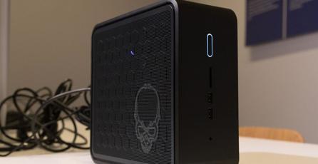 Intel revela NUC 9, su nuevo hardware compacto para PC Gaming