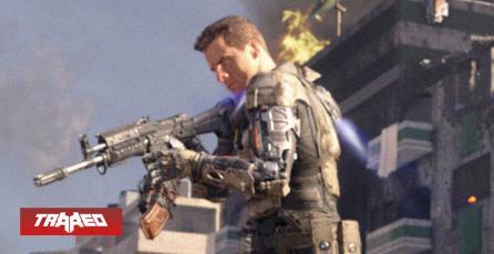 Call of Duty descarta totalmente el uso de jetpacks en su próximo juego