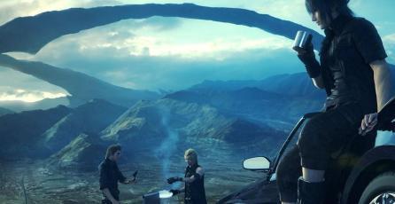 Una nueva experiencia de <em>Final Fantasy XV</em> está en desarrollo para móviles