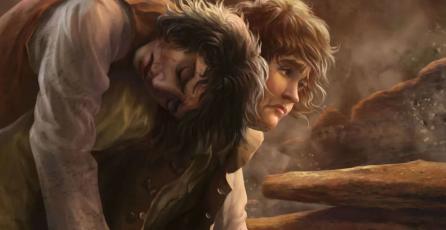 Cerrarán estudio de <em>The Lord of the Rings: Adventure Card Game</em>