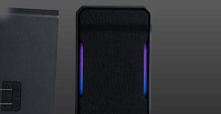 Estas bocinas RGB iniciaron como una broma, pero pronto estarán a la venta