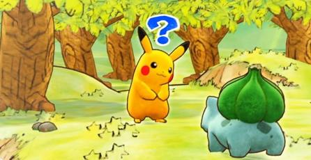 Anuncian <em>Pokémon Mystery Dungeon: Rescue Team DX</em> para Switch