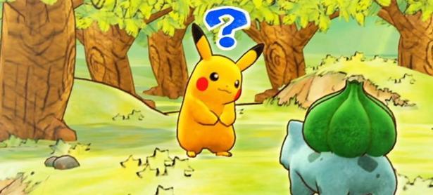 Anuncian <em>Pokémon Mystery Dungeon: Rescue Team DX</em> para Switch