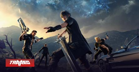 Nuevo Final Fantasy XV MMORPG viene en camino para móviles