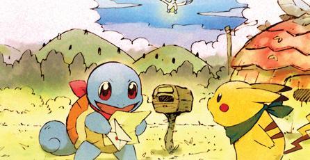 ¿Cómo bajar el demo de <em>Pokémon Mystery Dungeon: Rescue Team DX</em>?