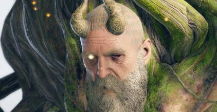 Mimir, personaje de <em>God of War</em>, cobra vida con esta cabeza robótica