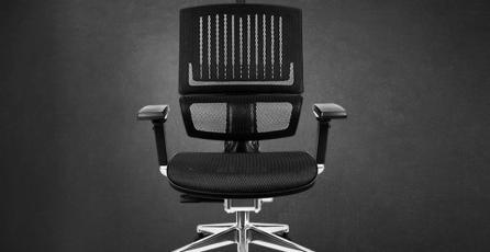 CES 2020: revelan silla para gaming con un estilo típico de oficina