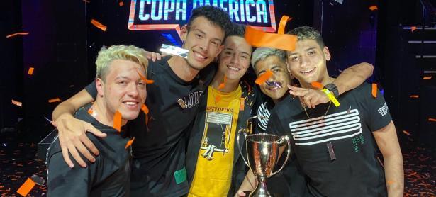 ¡LOUD es el campeón de la Copa América 2020 de <em>Free Fire</em>!