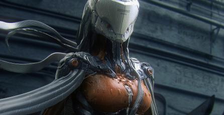Así de fascinante se vería <em>Metal Gear</em> con un estilo cyberpunk