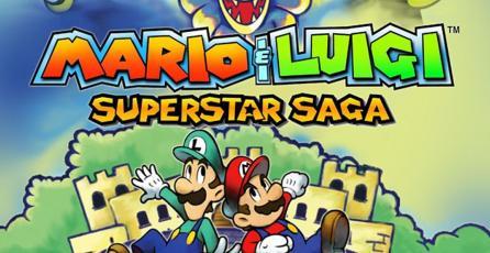 Nintendo renueva el registro de la franquicia <em>Mario & Luigi</em>