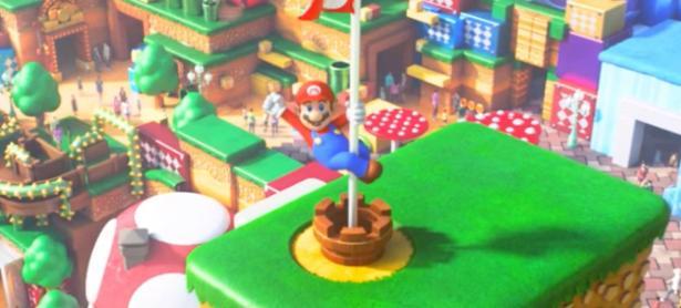 ¡Hoy conoceremos más sobre Super Nintendo World!