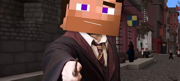 Crean un sorprendente RPG de <em>Harry Potter</em> en <em>Minecraft</em>