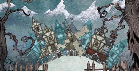 <em>It is nice when it snows</em> busca hacerse realidad con campaña en Kickstarter