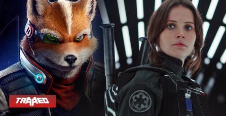 Guionista tras Star Wars: Rogue One quiere escribir adaptación de Star Fox