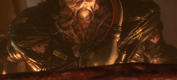 ¡De miedo! Nemesis se luce en el nuevo trailer de <em>Resident Evil 3</em>