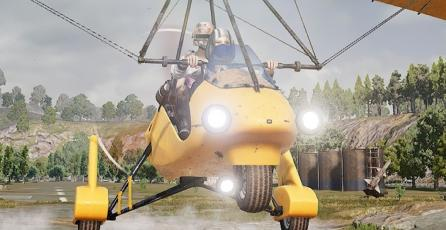 El popular vehículo aéreo de <em>PUBG</em> regresará para quedarse